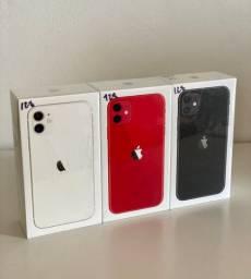 IPhone 11 64/128/256GB, NOVO 1 Ano de Garantia pelo fabricante