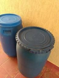 Bombonas de 55 e 86 litros