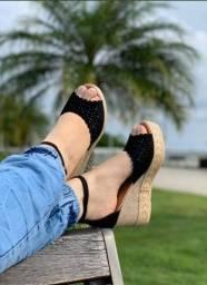 Lindas sandálias
