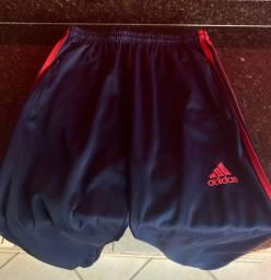 Calça Adidas Azul/vermelho