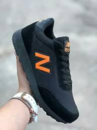 Tenis New B Black