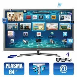 """TV 64"""" 3D Samsung"""