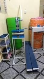 Máquina de fazer chinelo, Sandálias, Conjunto