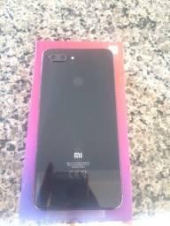 Xiaomi mi 8 lite 64gb tela danificada