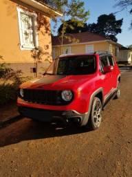 Jeep renegade 2.0 Turbo Diesel 4x4 Aut 9 marchas Longitud