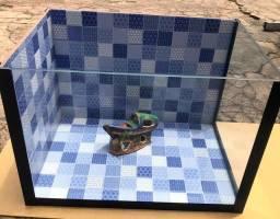 Aquário 3D Realista