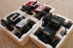 Carros Off Road 4X4 ( Controle Remoto Bateria Recarregável)