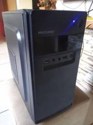 PC i3 8100 oitava geração com 8gb ram DDR4