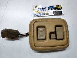 Botão Comando Elétrico Teto Solar Gm Tracker 2008 #15268
