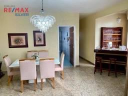 Apartamento com 3/4 para alugar, 140 m² por R$ 1.800/mês - Barris - Salvador/BA