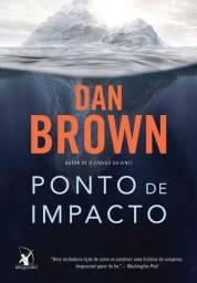 Livro usado em bom estado - Ponto de Impacto(Dan Brown)