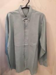 Camisa nova masculina puro linho G/GG/EXG
