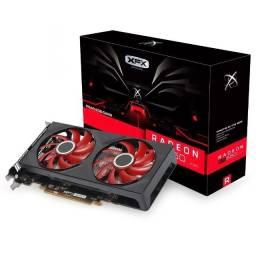 Placa de Vídeo XFX Rx 550, 4GB, DDR5