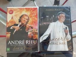 DVDs - André Rieu - Andrea Bocelli