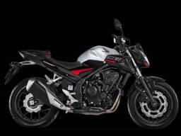 Honda Cb 500 2021 Financiamento