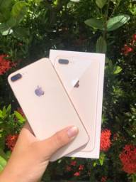 iPhone 8 Plus 64gb impecável