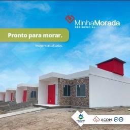 Oportunidade de Casas Prontas e com Parcelas = a Aluguel