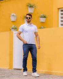 calças masculina jeans no atacado