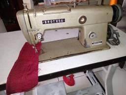 Maquina  de  Costura  Reta  Industrial  Lubrificaçao  Automatica Revisada