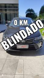 Toyota Corolla xei 2021 0km BLINDADO / Imperdível