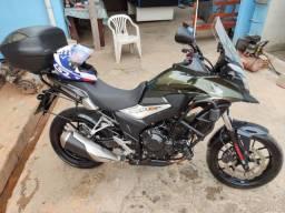 HONDA CB500X18 - VENDO OU TROCO TIGER XCX / XCA