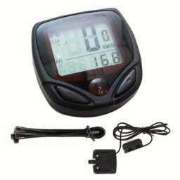 Velocímetro Digital Odômetro Bike Com Fio Bicicleta Ciclo