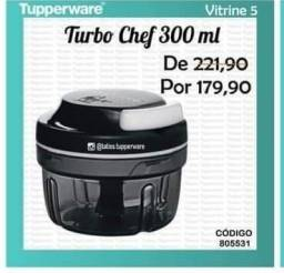 Tupperware turbo chef preto