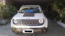 Oportunidade! Vendo Jeep, Renegade, Sport, turbo, 2.0, 4x4, Diesel, 2016, branco.