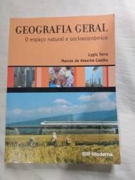 Livro de geografia geral