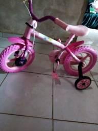 Vendo bicicleta usada poucas vezes valor 100 reais