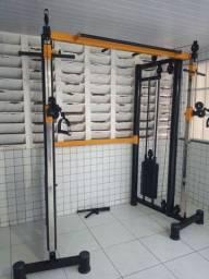Manutenção e fabricação de equipamentos fitness
