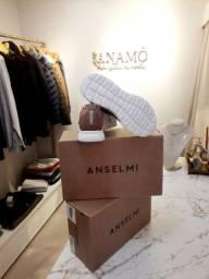 Tênis Anselmi Camelo - Numeração 37