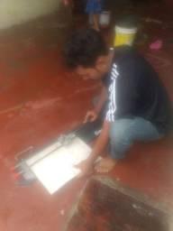 Somos pedreirobe pintor fazemos pissinas pinturas de casa e obras em geral