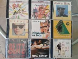 CDs Rock e Pop Rock Nacional