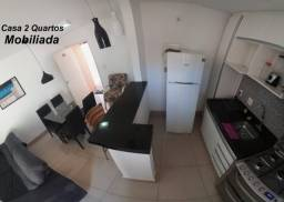 vendo casa com mobilia condominio esmeralda em vg