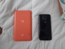 Tablet DL e Smartphone Motorola Moto E5 Plus