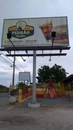 Título do anúncio: Outdoor 6x3 metros EM AVENIDA MOVIMENTADA
