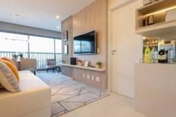 Apartamento de 1 quartos para venda, 50m2