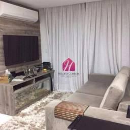 Apartamento com 2 dormitórios para alugar, 58 m² por R$ 1.700,00 - Tirol - Natal/RN