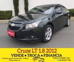 CRUZE 2011/2012 1.8 LT 16V FLEX 4P AUTOMÁTICO