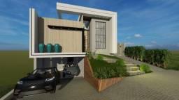 Casa com 3 dormitórios à venda, 169 m² por R$ 850.000 - Porto Bello Residence - Presidente