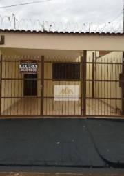 Casa com 2 dormitórios para alugar, 69 m² por R$ 700,00/mês - Ipiranga - Ribeirão Preto/SP