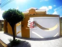 Sobrado com 4 dormitórios para alugar, 350 m² por R$ 5.000,00/mês - Nova Londres - Londrin