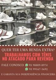 FORNECEDOR DE TÊNIS PARA REVENDA
