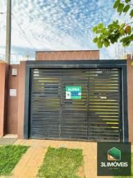 Casa para aluguel, 2 quartos, 1 vaga, Parque São Carlos - Três Lagoas/MS