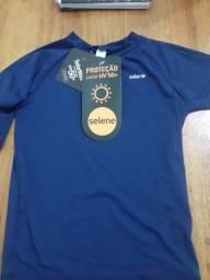 Camisa com Proteção solar nova!