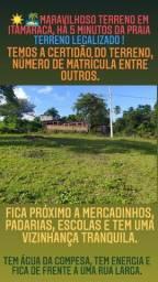 Título do anúncio: Terreno Legalizado Em Itamaracá - Plano - Água Potável - Ventilado