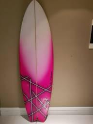 Marca Surfwork tam 5 10 - Triquilha - Fish - Excelente estado. Pouquíssimo uso!!