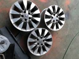 Roda aro 16 Honda new civic 2011