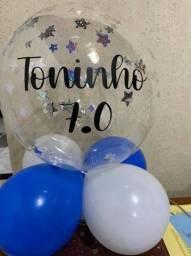 Balões Bubbles